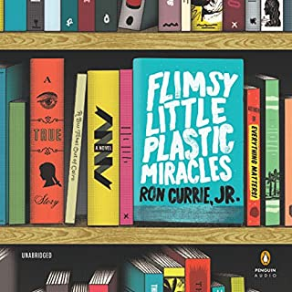 Flimsy Little Plastic Miracles cover art