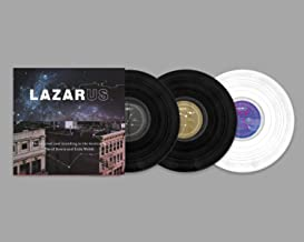 David Bowie - Lazarus Original Cast Recording Exclusive Vinyl LP