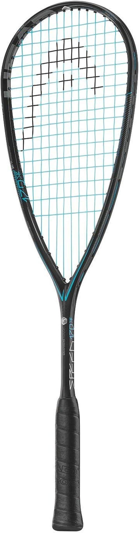 Racchetta da squash, versatile, in grafene lavorato head, 211047