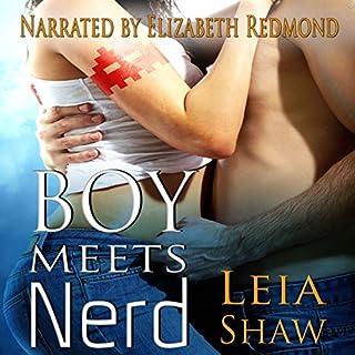 Boy Meets Nerd cover art