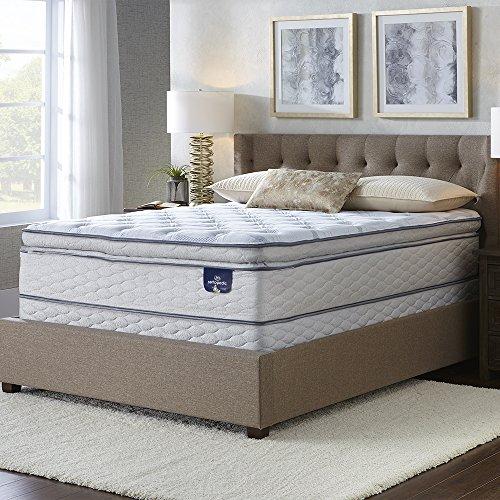 Sertapedic Super Pillowtop Mattress