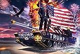 Super Collection Donald Trump Poster, 30,5 x 45,7 cm