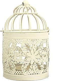 Candle Holders - Creative Candelabros Hollow Hanging Bird Cage Candle Holder Candlestick Lantern Bridal Decor Vintage - Dollars Sale Octopus Tall Vase Centerpiece India Quartz Decor Rose Holders
