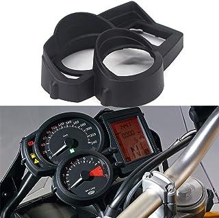 Color : Black Strumento Cluster Kit riparazione for BMW R1200GS LC R 1200 GS Adventure ADV 2013-2017 Case Cover Tachimetro del motociclo Tachimetro coperchio tachimetro