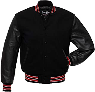 school letterman jacket