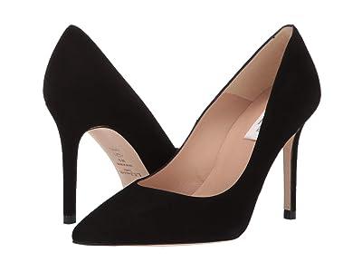 L.K. Bennett Fern (Black Suede) High Heels