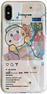 ZhiLaner iphone xr ケース シリコン iphone xs ケース iphone x ケース iphone xs max ケース iPhonexrケース iphone xs maxケース アイフォン8ケース アイフォンxsケース アイフォンxrケース iPhone XS iphonexs XS Max XR X iPhone8 iphone8 iphone7 iPhone7 iphone6 iphone6s plus iphone カバー アイフォン 全機種対応 ワイヤレス充電対応 衝撃吸収 可愛い おもしろい キャラクター 子供 キラキラ 立体的 子供向け