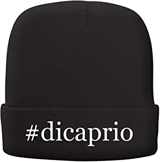 BH Cool Designs #Dicaprio - Adult Hashtag Comfortable Fleece Lined Beanie
