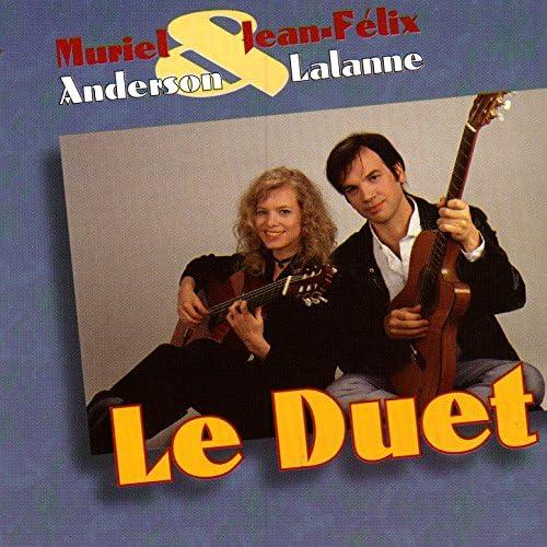 Muriel Anderson & Jean-Felix Lalanne