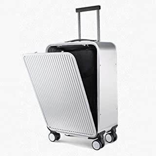 Trolley Case - Fashion PC Material Trolley Case/Convenient Universal Wheel Luggage/Boarding Luggage / 31 Inches / 66 * 38.5 * 22 cm Well Made