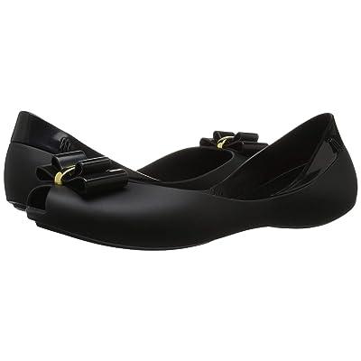 Melissa Shoes Queen V (Black) Women