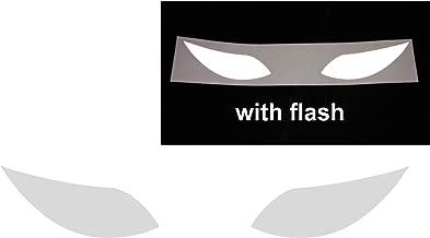 Cushystore Evil Eyes No Fear 3M White Reflective Reflector 6