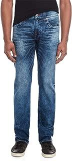 True Religion Men's Slim Fit Stretch Denim Jeans