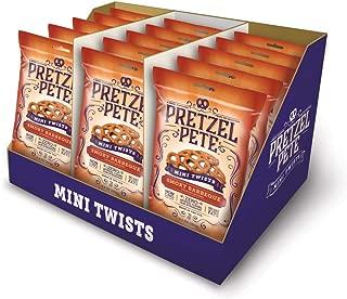 Pretzel Pete Smoky BBQ Mini Twists 3.5oz (case of 15)