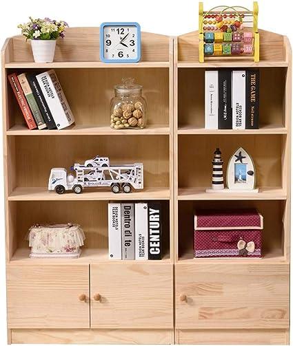 Librerías Perchero de Madera Maciza Simple for niños Armario ...