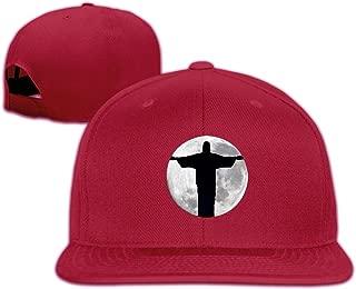 MaNeg Jesús Unisex Fashion Cool Ajustable Snapback Gorra de béisbol Sombrero un tamaño