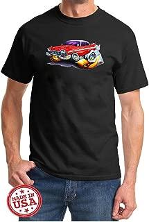 Christine Plymouth Fury Cartoon Muscle Car Design Tshirt