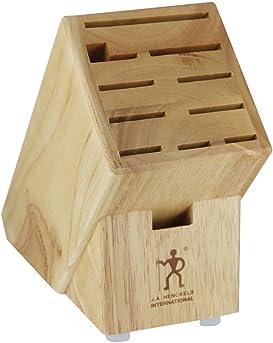 Explore wood blocks for knives