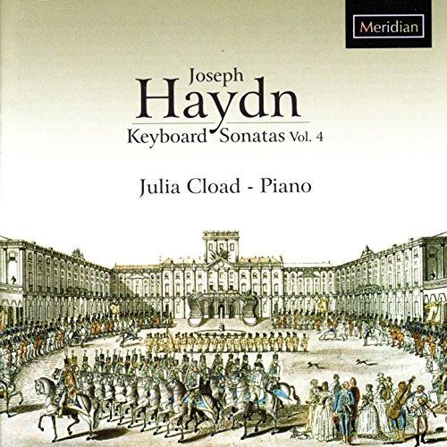 Haydn: Keyboard Sonatas, Vol. 4