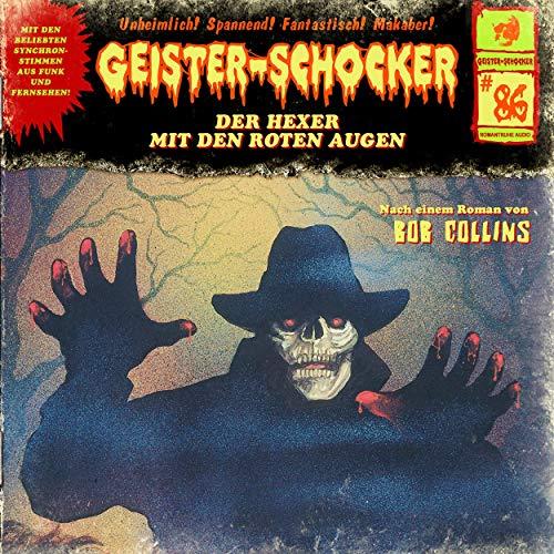 Der Hexer mit den roten Augen audiobook cover art