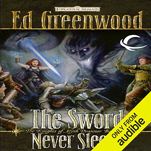 The Sword Never Sleeps Titelbild