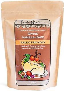Food to Nourish Food to Nourish Organic Divine Vanilla Cake Mix 400 g