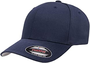 Yupoong Flexfit Home Run Stretch-Fitted Cap L/X Navy