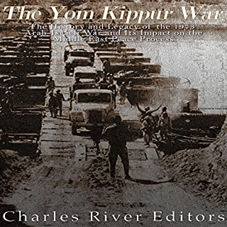 The Yom Kippur War cover art