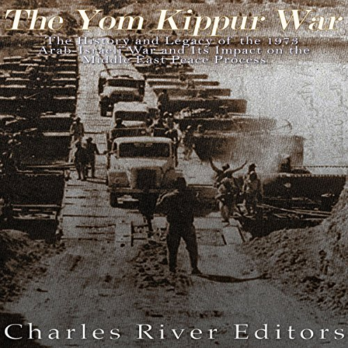 The Yom Kippur War audiobook cover art