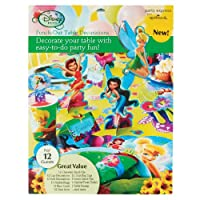 Disney Fairies Punch-Out Table Decorations Book ディズニーの妖精がパンチアウトテーブルの装飾ブック♪ハロウィン♪クリスマス♪ [並行輸入品]
