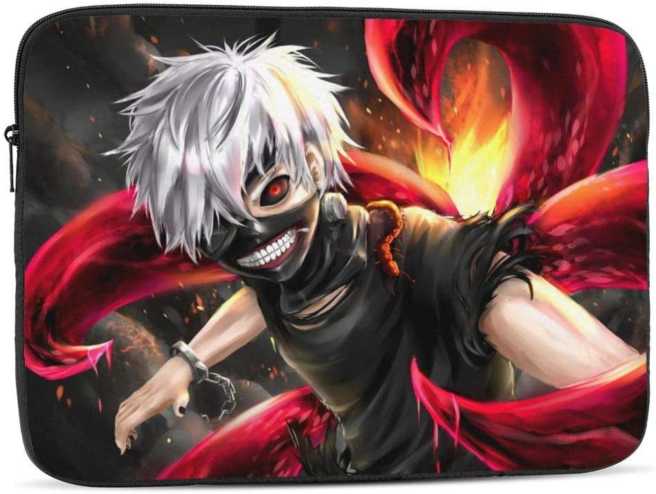 Tokyo Ghoul Sales for sale 12 inch Laptop Sleeve Protective Selling and selling Case C Zipper Cover