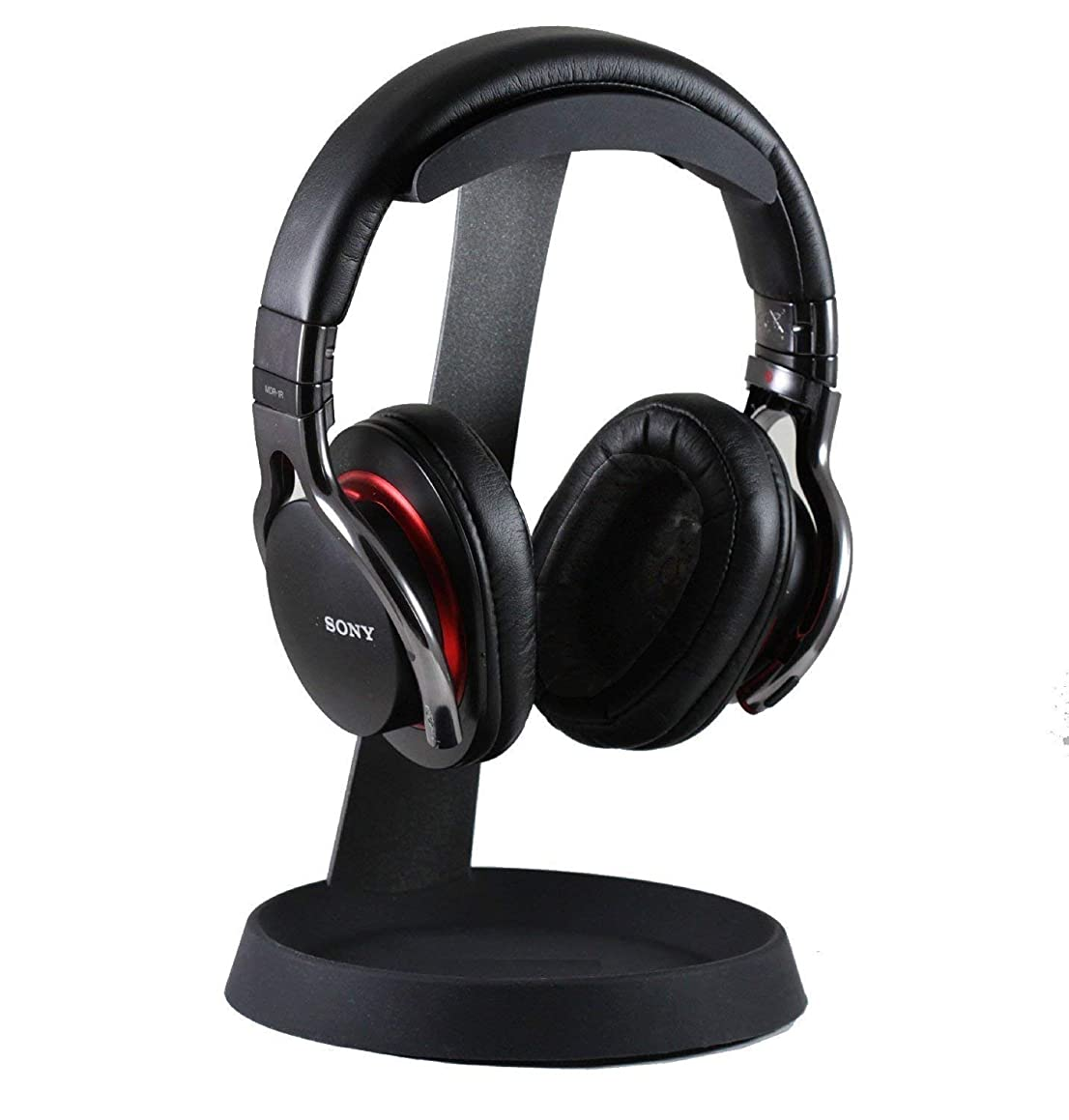 Navitech Steel On Ear & Over Ear Headphones Stand Compatible with The Kygo A9/600