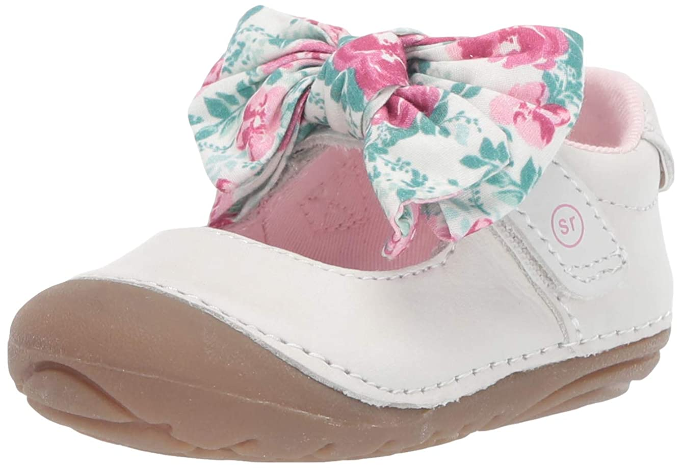 Stride Rite Kids Soft Motion Esme Girl's Casual Mary Jane Flat