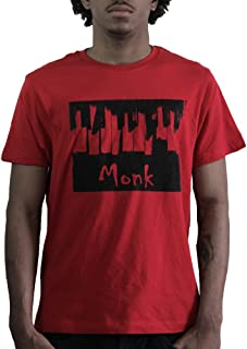 old monk t shirt