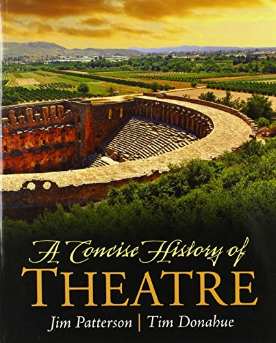 Concise History of Theatre, A