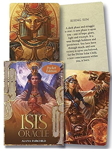 Isis Oracle (Pocket Edition): Awaken the High Priestess Within