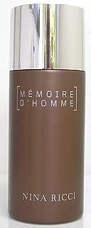 Nina Ricci Memoire d' Homme 5.0 Fl. Oz. Deodorant Spray