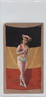 Belgium COMC REVIEWED Poor (Trading Card) 1892 Duke's Honest Long Cut 25 Flags and Costumes - Tobacco N109 #BEL