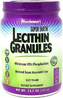 Bluebonnet Nutrition Super Earth Non-GMO Lecithin Granules