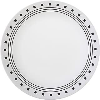Corelle Livingware City Block 8-1/2 Luncheon Plate (Set of 12)