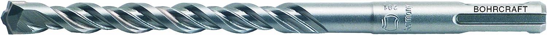 Bohrcraft Hammerbohrer SDS-plus X-Treme 4 4-spiralig, 22,0 22,0 22,0 x 300 250 mm mit SB-Hänger, 1 Stück, 26100522030 B00AJGJEHK | Modisch  059819