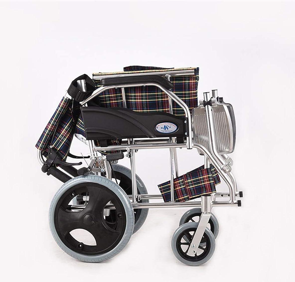 ボイコット素子石化する車椅子折りたたみ式、障害者用スクーター、高齢者屋外旅行車椅子トロリー