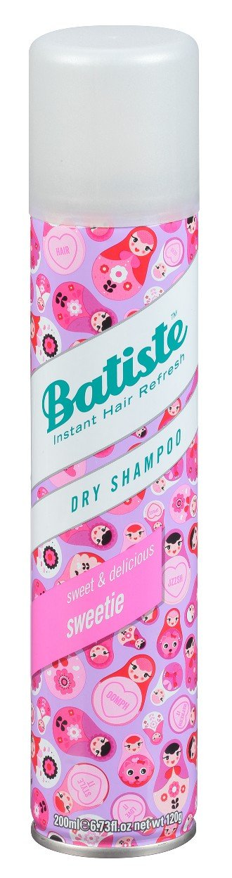 Batiste Large discharge sale Shampoo Dry Sweetie 6.73 200ml Ounce Pack 6 Cheap mail order specialty store