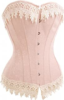 f50d339e58b Amazon.ca  Pink - Bustiers   Corsets   Women  Clothing   Accessories