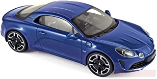 RENAULT Alpine a110 Strassenversion BLU 18-22093 1//24 Bburago Auto Modello con...