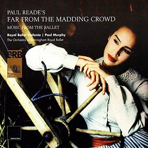 Royal Ballet Sinfonia, Orchestra of Birmingham Royal Ballet & Paul Murphy