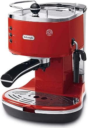 De'Longhi Icona ECO311.R Pump Espresso Coffee Machine  (Red)
