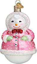 Old World Christmas Jolly Snowlady