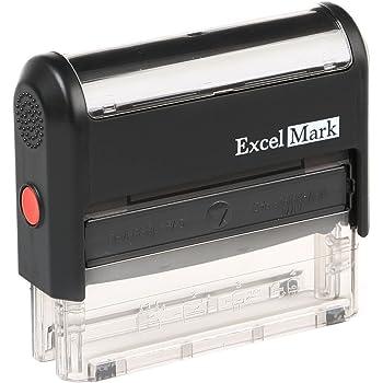StampExpression A-6274 Black Ink Copyright Symbol Self Inking Rubber Stamp