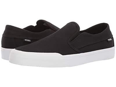 etnies Langston (Black/White/Gum) Men